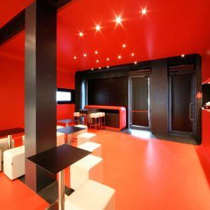 W.E.P. Wand- und Bodenbeläge rot