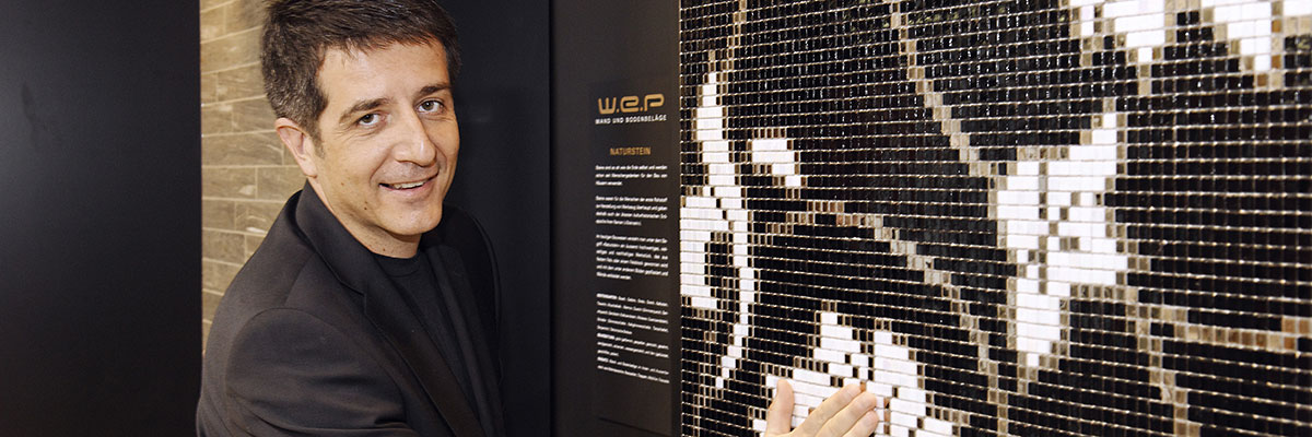 Planung und Realisierung von Wand- und Bodenplatten - W.E.P. seit 30 Jahren