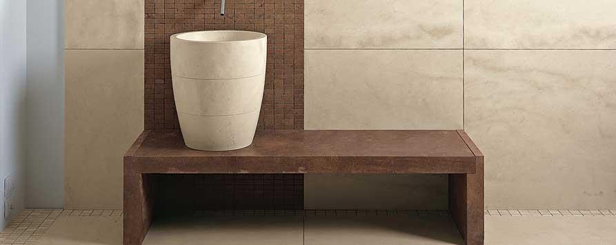 Mosaik fürs Badezimmer: Badmöbel & Accessoires