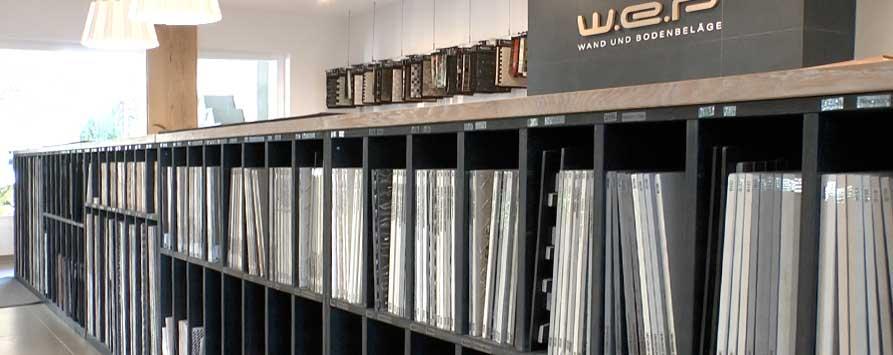 Materiallabor Wand- und Bodenplatten WEP