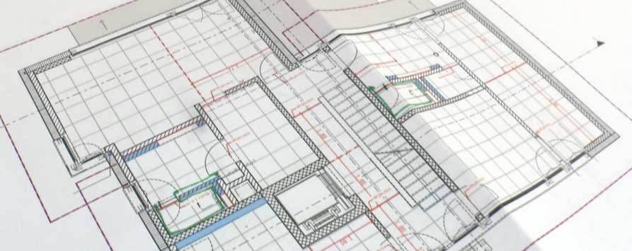 Neu- und Umbauten: von der Planung bis zur Realisierung