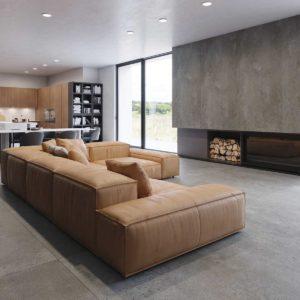 Projekte: Fugenlose Wand- und Bodenbeläge